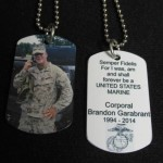 Brandon Dog Tag