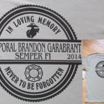Brandon Tshirt-LS