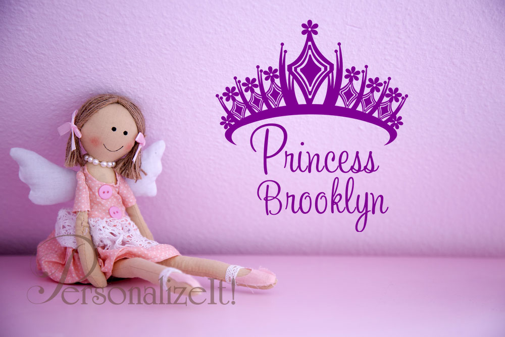 princess crown 2 personalize it for you